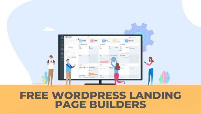 wordpress landing page builders