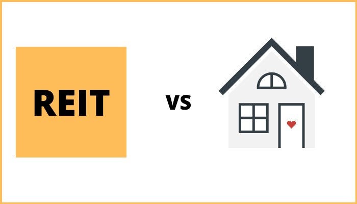 reit vs physical property