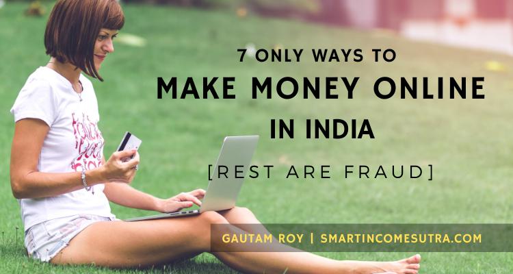 Ways to Make Money Online in India