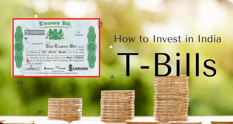 t-bills or treasury bills