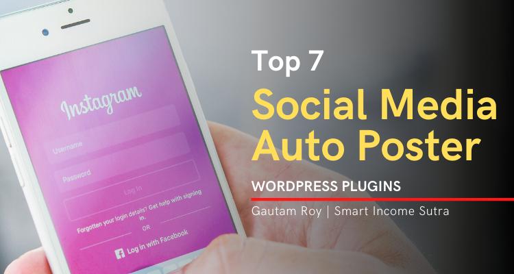 Social Media Auto Poster WordPress PLugins