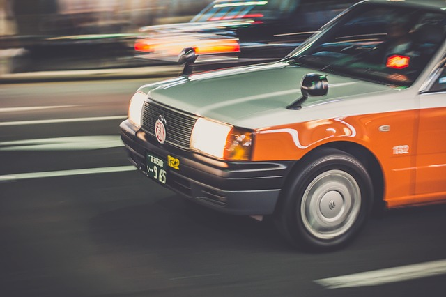 Cab service business