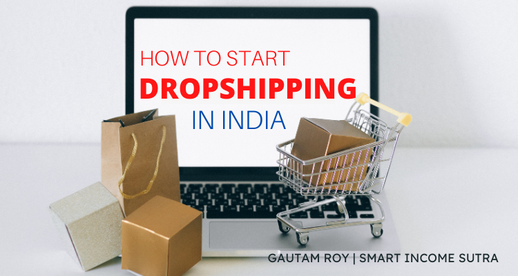 how to start dropshipping in india