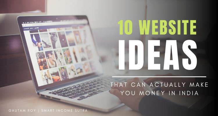 make money online website india