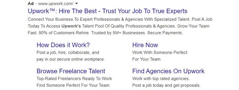 upwork-google ads example