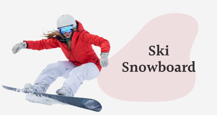 Ski Snowboard dropship