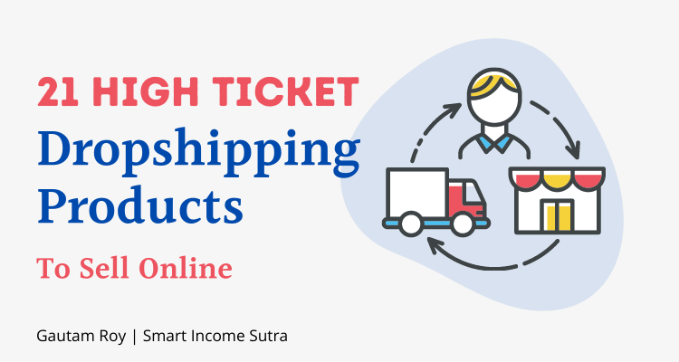 High Ticket Dropshipping Products to sell online