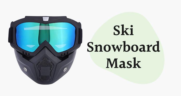 Ski Snowboard Mask winter dropshipping product