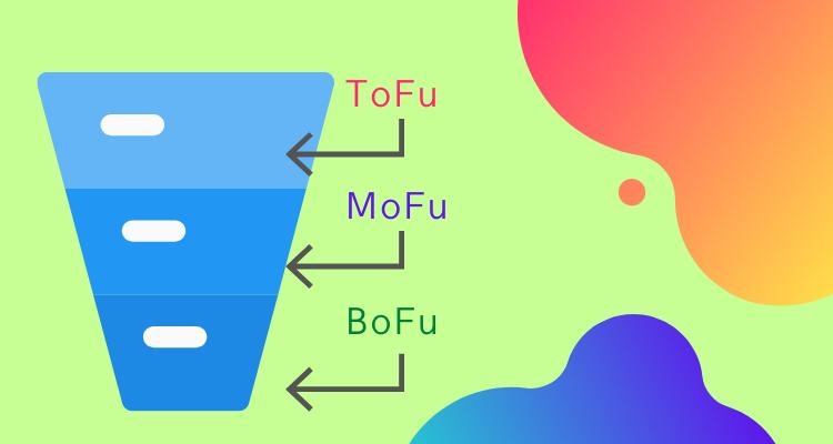 tofu mofu bofu sales funnels
