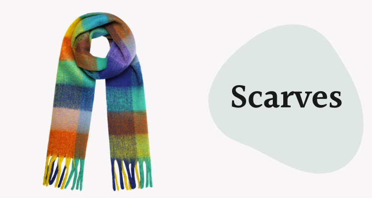 winter Scarves for dropshipping