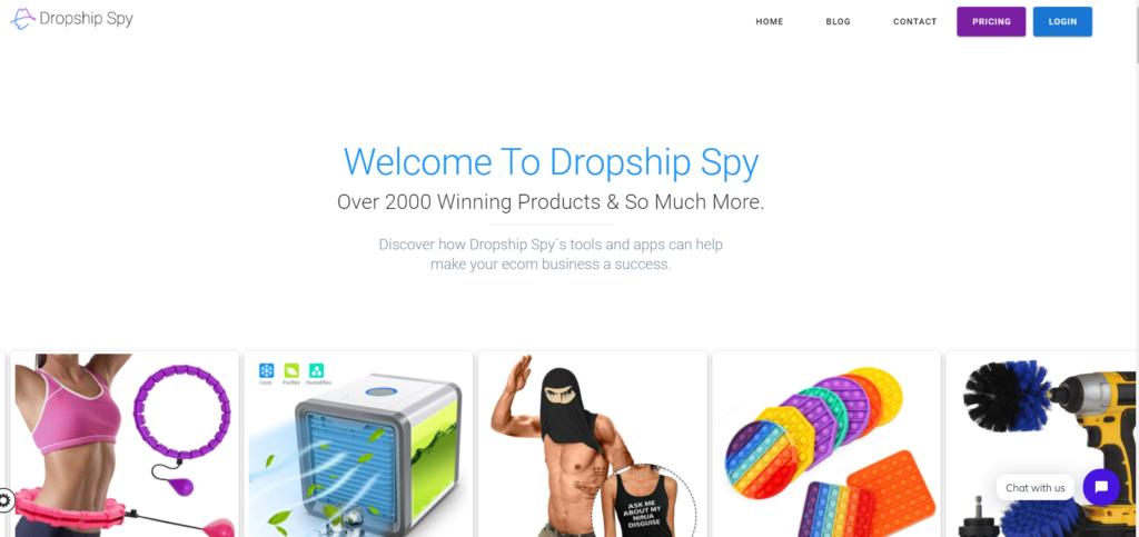 Dropship Spy dropshipping marketplace for USA