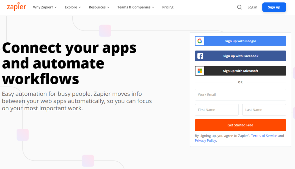 Zapier dropshipping automation tool