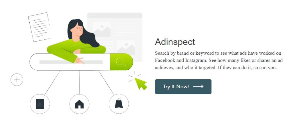 adinspect ad spy tool