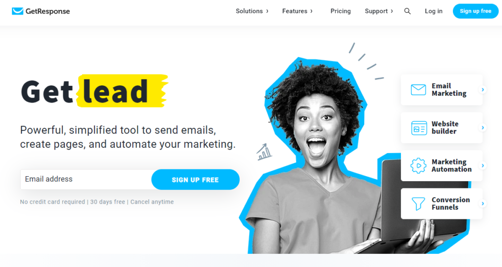 getrespoose best email marketing software