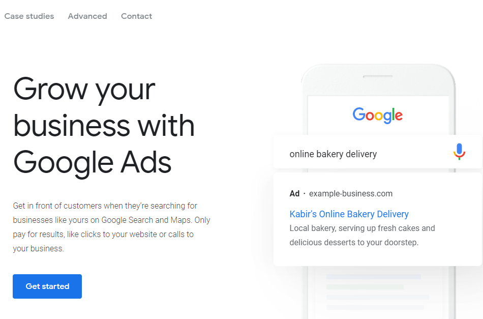 google ads for dropshipping