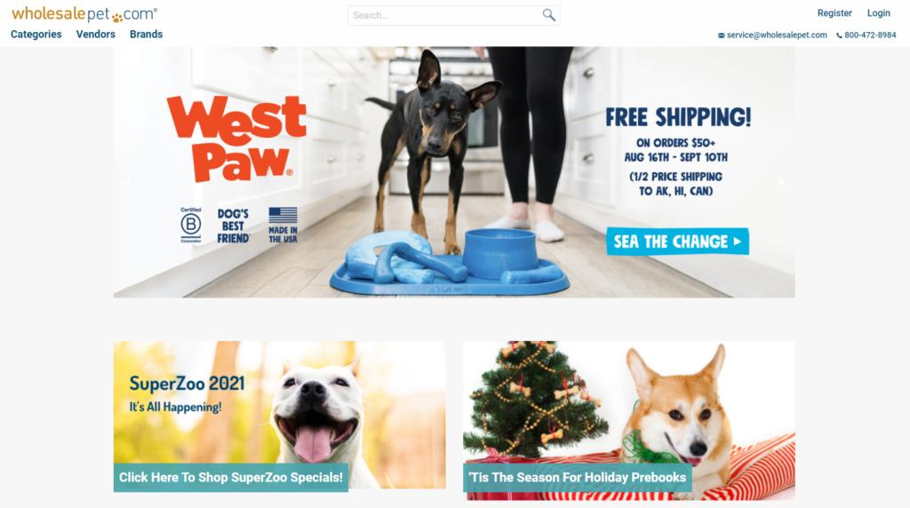 Wholesale Pet