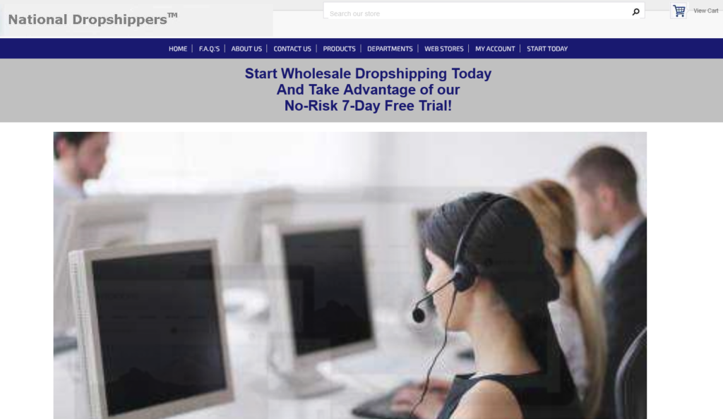 national dropshippers US supplier